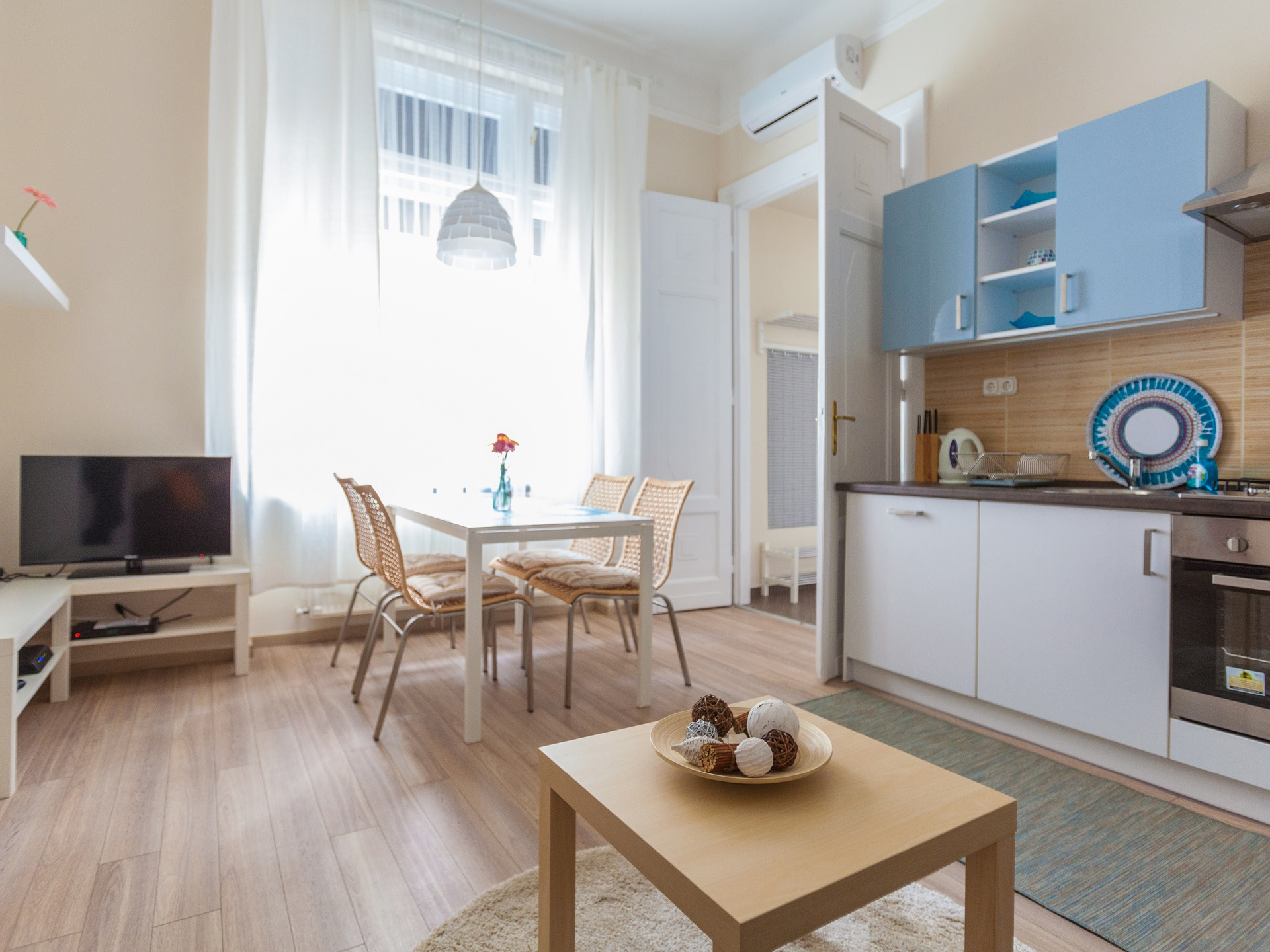 Two-bedroom, 1092 Budapest, Ráday utca 31/K. - Mentha Apartments ...