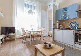 Two-bedroom, 1092 Budapest, Ráday utca 31/K.