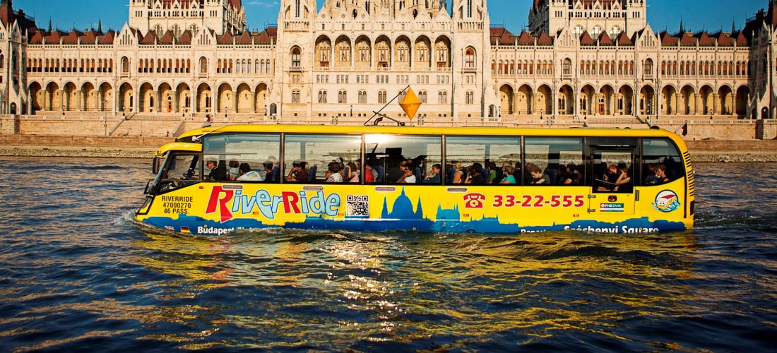 RiverRide – The Floating Bus