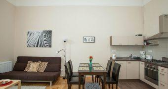 Two-bedroom  1091 Budapest, Üllői street 11-13. Hungary
