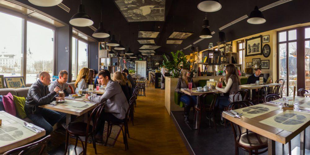 Restaurant in the City Park – Városliget Café & Restaurant