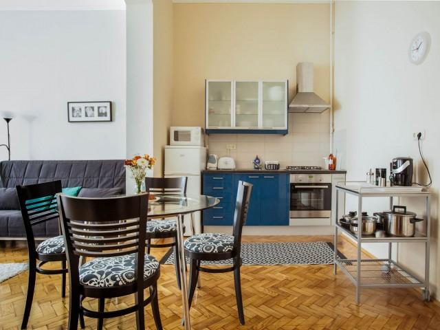Kitchen - Vámház street 14 - Mentha Apartments