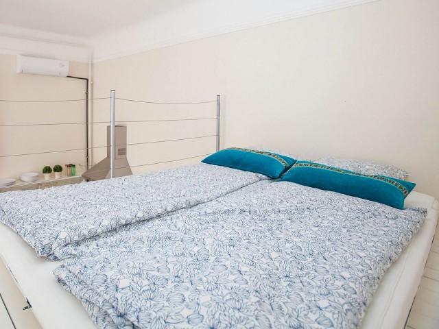 Gallery bed - Vámház street 14 - Mentha Apartments Budapest